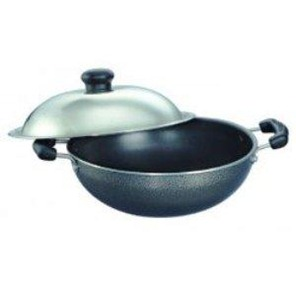 103030_PRESTIGE Omega Select Plus Round Base Kadai 250 Mm With Ss Lid_pbilimage1