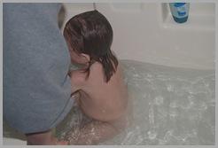 Rylee Bath 1-29-10
