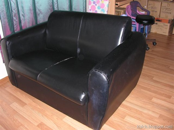 2-Seater Sofa $35.00 (Small)