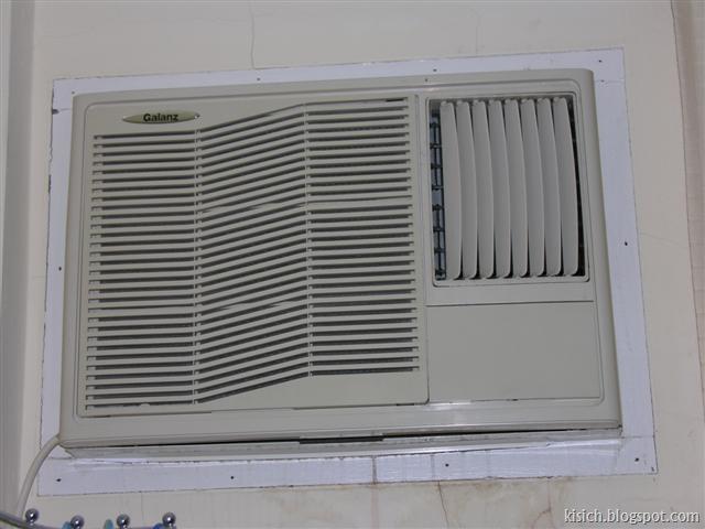 Galanz 2HP window aircon $150 & York 1HP window aircon $150