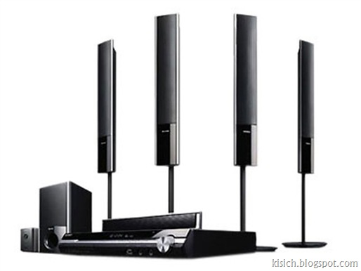 Sony Home Theatre 5.1 Wireless System $700.00