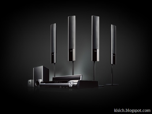 Sony Home Theatre 5.1 Wireless System MINT CONDITION $700.00