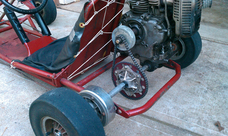 Honda G300 's Diy Go Kart Forum
