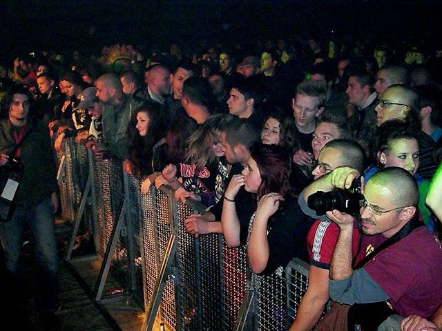 punk hardcore koncert prije svega disciplina treaviit
