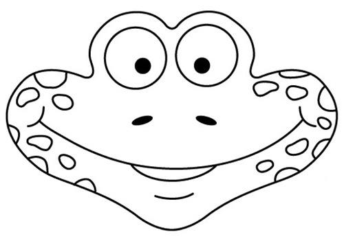 Careta de tortuga para imprimir - Imagui