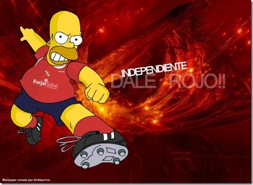 Homero Simpson  Futbol
