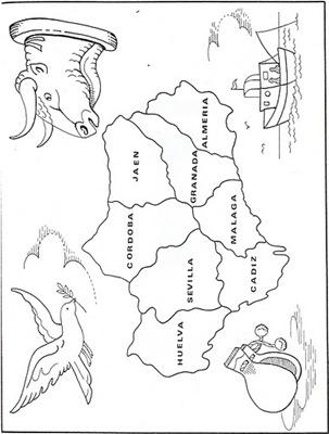 Capitales andaluzas