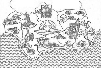Mapa significativo bn