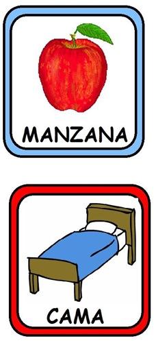 MANZANA-CAMA