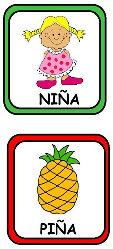 NIÑA-PIÑA