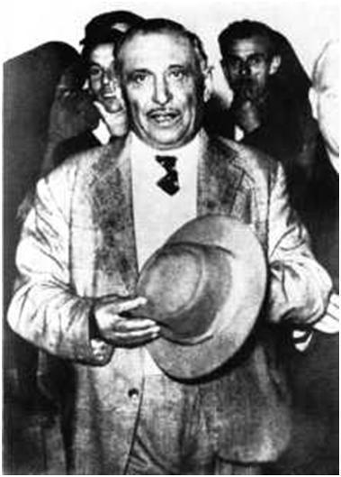 La mafia Siciliana Cosa Nostra y de América