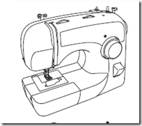 Manual De Maquina De Coser Brother Lx-3125 En Espanol