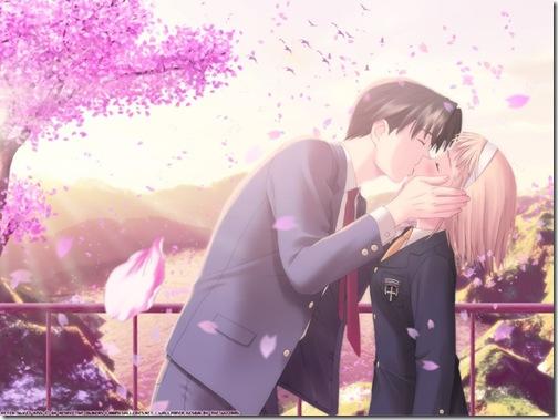 Beso de amor - 1
