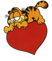 garfield-love