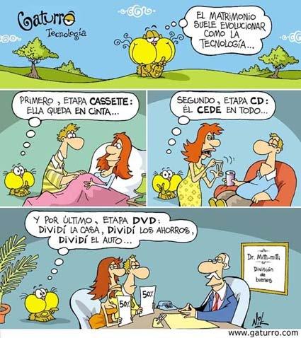 Comic de Gaturro