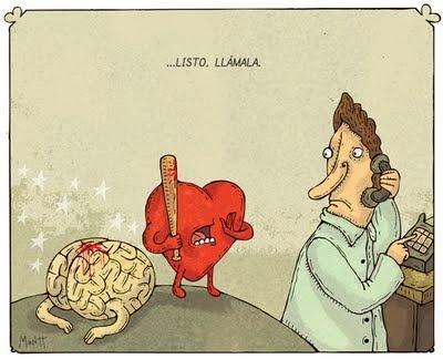 corazon gana a la razon