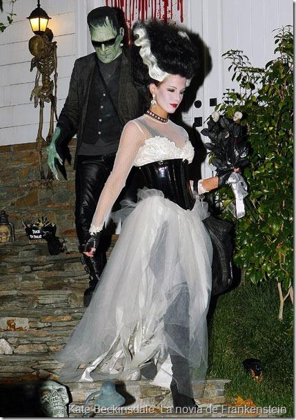 Kate Beckinsdale: La más bella La novia de Frankenstein