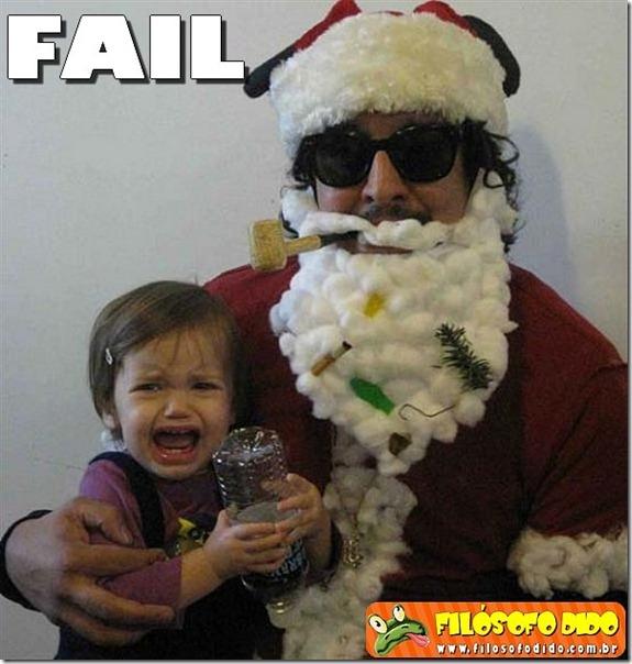 papa noel fail migallinero (2)
