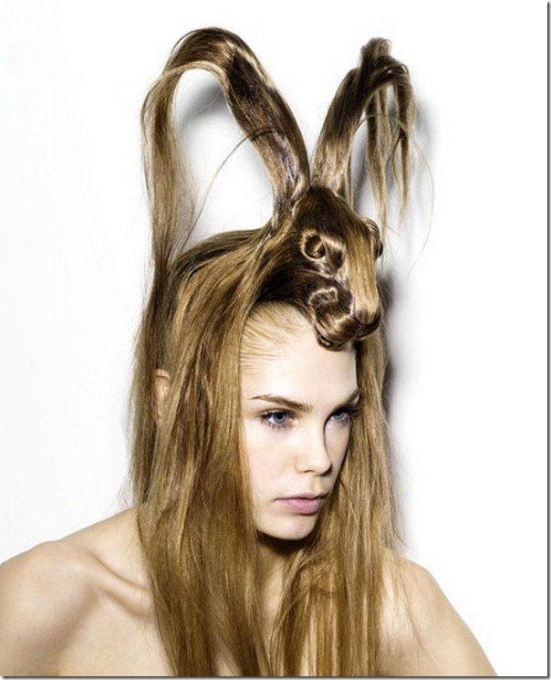 peinados con animales en la cabeza (3)