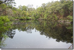 Circular Pool on the Frankland River, near Walpole