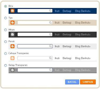 Navbar Blogger | Menghilangkan Navbar Blogger pada blogspot