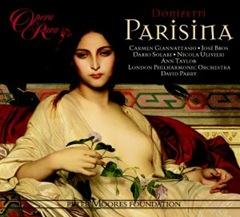 Donizetti: PARISINA (Opera Rara)