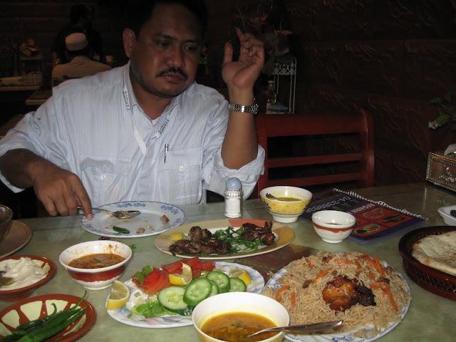 Afghan Khorasan Kabab, Dubai