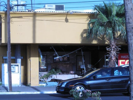 Edificios colapsados mexicali fotos