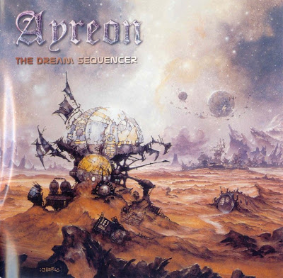 Ayreon ~ 2000 ~ Universal Migrator I: The Dream Sequencer