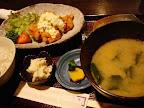 【渋谷ランチ】チキン南蛮(魚山亭)