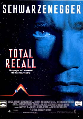 Total Recall movies in Canada