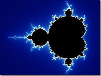 The Mandelbrot set (not as ASCII art, though)
