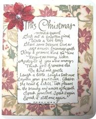 Christmas card this christmas