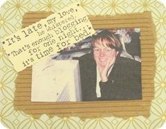 Elaine blogging card2