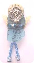 sea angel pin