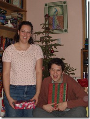 2002-12-25 Robin and Sela