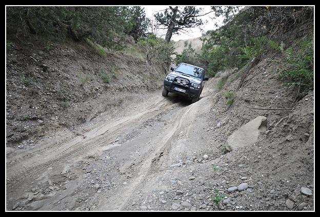 Путешествие в Грузию 2010. Национальный парк Вашловани
