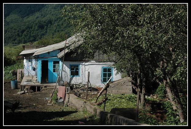 Путешествие в Армению и Нагорный Карабах на машине. 2008