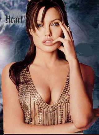 angelina jolie wallpaper bikini. Actress amp; Model Wallpaper: