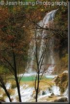 Panda Falls, Jiuzhaigou, Sichuan, China