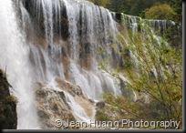 Nuorilang Falls, Jiuzhaigou, Sichuan, China