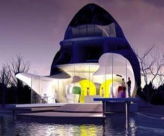 La Orquidea vivienda sostenible proyecto de arquitectura