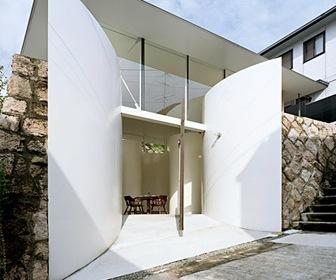 Clover House, Nishinomiya, Hyogo - Japón.,