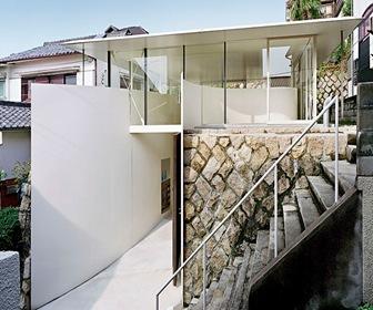 Clover House, Nishinomiya, Hyogo - Japón,