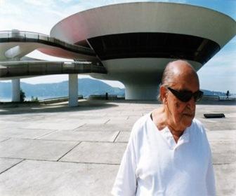 Oscar Niemeyer 103 años de Creatividad