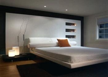 Dise o minimalista en habitaciones galer a de fotos for Diseno de habitacion online