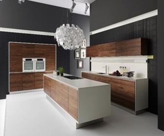 Dise o minimalista en cocinas fotos arquitectura for Muebles diseno minimalista