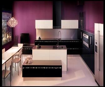 cocina-minimalista-color-violeta