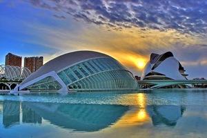 Ciudad-de-las Artes y Las-Ciencias-Valencia
