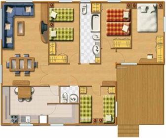 casa-prefabricada-acero-y-piedra-de-100-m2